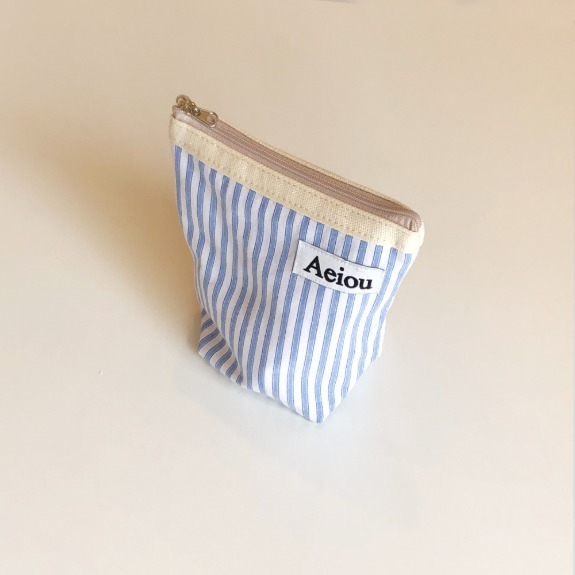 Aeiou Basic Pouch (M size) Summer Pillow