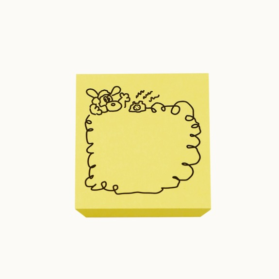 Ding Ding / Call Call  Post-it